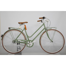 Cobran Veloce Ladies Vintage Bicycle  50cm  Green
