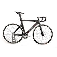 Planet X Pro Carbon Track Sport Bike - Med - Mat Black