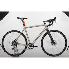 On-One Pickenflick SRAM Rival 1 Cyclocross Bike   Medium  Brushed