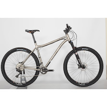 Titus Fireline Evo XT M8000 Mountain Bike 20 Inch  Raw