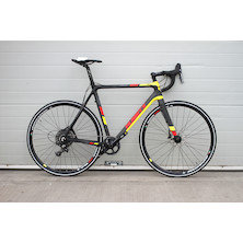 Planet X XLS SRAM Apex 1 Cyclocross Bike - 59cm - Flanders V2