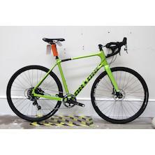 On One Bish Bash Bosh SRAM Force 1 HRD Adventure Bike  / Large / Lemon And Lime