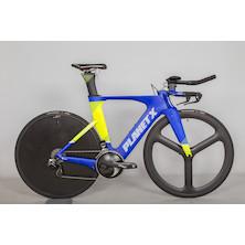 Planet X Exo3 Time Trial Bike SRAM Red Etap Edition / Medium / Team Carnac