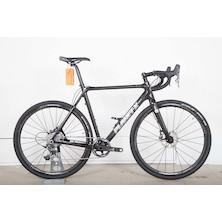 Planet X XLS SRAM Force 1 HRD Cyclocross Bike / 57cm / Black