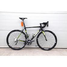 Planet X Maratona Shimano Ultegra 6800 Carbon Road Bike / 54cm / Black & Green