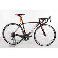 Planet X Maratona Shimano 105 5800 Road Bike / 48cm / Black And Red
