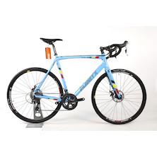 Planet X XLA Shimano Tiagra 4700 Disc Cyclocross Bike X Large  Belgium Blue