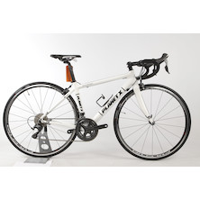 Planet X Pro Carbon Womens Shimano Ultegra Road Bike Small  White