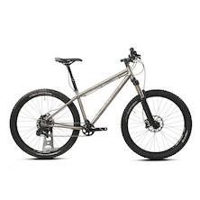 On One Ti 45650B Sram X01 Mountain Bike / 16 Inch / Brushed