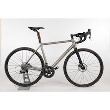 Planet X Meteor Titanium Road Bike Sram Force 22 HDR Large