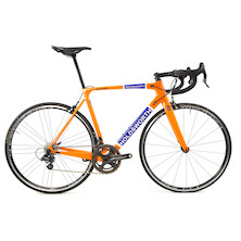 Holdsworth Super Professional Chorus / 54cm Medium / Team Orange / Calima Wheels / Ex Team- New Frame