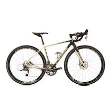Viner Strada Bianca Sram Force 22 Hydro Disc Gravel Adventure Bike X Small White Green
