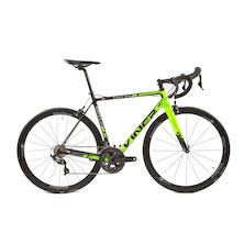 Viner Mitus Shimano Ultegra R8000 Road Bike Medium 54cm Carbon and green