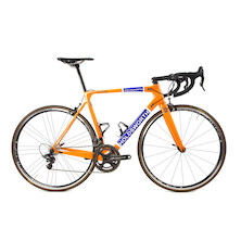 Holdsworth Super Professional Chorus-Super Record  Road Bike / 54cm / Orange - Used