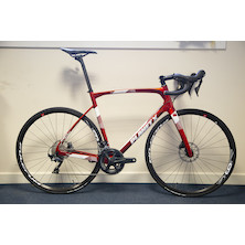 Planet X Pro Carbon Evo Disc R8000, Large, Candy Red