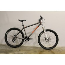0073 - On-One 456 Evo X5 Sektor Bike  18''  Matt Raw With Orange Decal - New - Barnsley