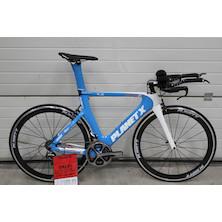 0038 - Planet X Exocet Dura Ace 9000 11 Time Trial Bike Medium Guru--Sheffield - LIGHTLY MARKED