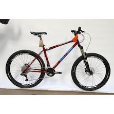 094 - On-One 456 Evo2 SRAM X9 Mountain Bike 18'' Hot Smoked Paprika - New