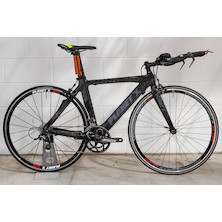 Planet X Stealth Pro Carbon Time Trail Rival Small Black