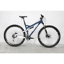 Titus Rockstar 29er Bike  Medium  Super Blue - Ex Demo