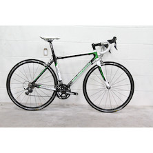 Holdsworth Trentino Shimano 105 Carbon Road Bike / Medium  Green And White - Ex Display