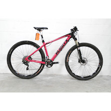 Planet X Dirty Harry 29er MTB Disc Frame  16.5in  Pink And Black USED