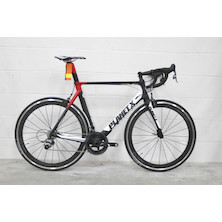 Planet X Nanolight SRAM Force 22 Road Bike / X Large / Red / X-display, Unused