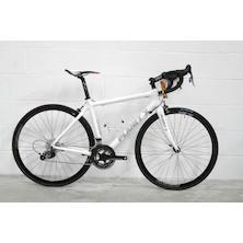 Planet X Pro Carbon Black Edition SRAM Rival 22 Road Bike Medium Pearl White