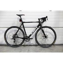 Planet X XLS SRAM Apex Cyclocross Bike / XLarge / Black