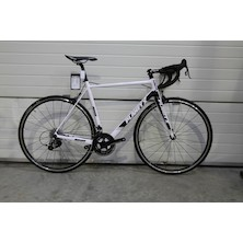 Planet X RT-80 Carbon Road Rival  (Showroom Only) / Large / White/Black