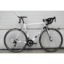 Planet X RT-80 Carbon Road Rival  (Showroom Only) / X Large / White/ /Black
