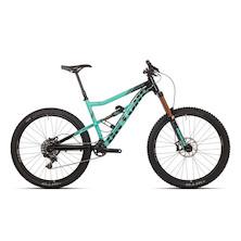On-One Codeine 27.5 SRAM X01 Mountain Bike Medium Seafoam Green Xdemo