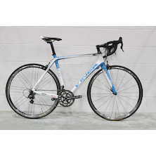 0025 - Viner Fiesole Campagnolo Chorus Road Bike Large Sky Blue And White - New - Sheffield