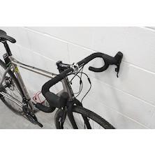 On-One Pickenflick Rival 22 HRD Cross Bike Med Brushed