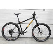 """On-One 45650b SRAM X01 Mountain Bike - Black - 18"""""""
