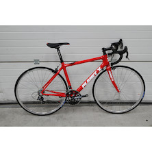 Planet X Pro Carbon Veloce 'Colours' Road Bike Medium Gloss Red