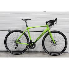 Planet X London Road Bike Large Lime Green Sram Rival 11 HRD