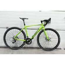 Planet X London Road Bike Medium Lime Green Sram Rival 11 HRD