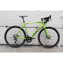 Planet X London Road Bike XL Lime Green Sram Rival 11 HRD
