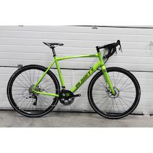 Planet X London Road Bike XL Lime Green Sram Rival 11