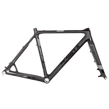 Planet X Pro Carbon XLS Cyclo Cross Frameset / 54cm / Stealth Black (Cosmetic Damage)
