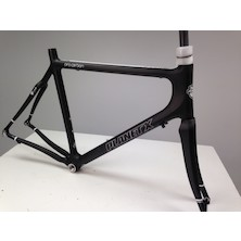 Planet X Pro Carbon Road Frameset / XLarge / New Matt Black / Damage To Headtube