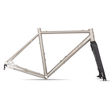 Planet X Typhoon Titanium Cyclo Cross Frameset