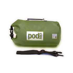 PODSACS Roll Top Waterproof Dry Bag