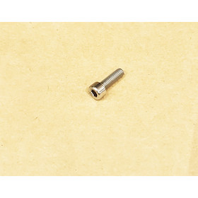 Steel Bottle Cage Bolt M5x16mm / Single