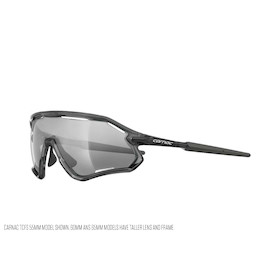 Carnac TCFS 55 Sunglasses / Translucent Grey / Silver Mirror