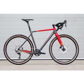 On-One Space Chicken Shimano GRX 1x11 Speed 650B Carbon Gravel Bike