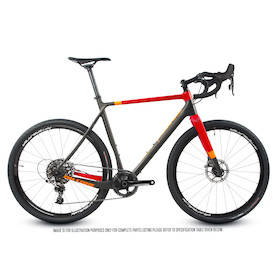 On-One Space Chicken SRAM Rival 1 650B Gravel Bike