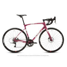 Planet X Pro Carbon Evo Disc SRAM Rival 22 Road Bike
