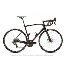Planet X Pro Carbon Evo Disc Shimano Ultegra Road Bike